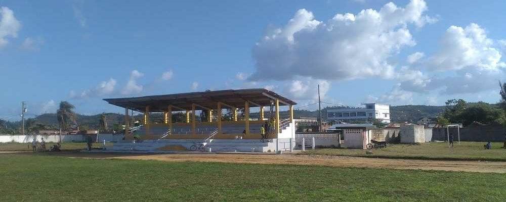 Post Enawo Stade Municipal Antalaha