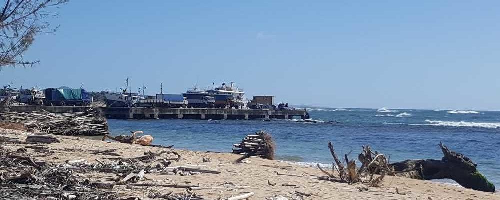 Post Enawo Port maritime Antalaha