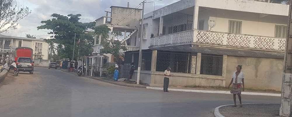 Post Enawo Port et Nanie Hotel Antalaha
