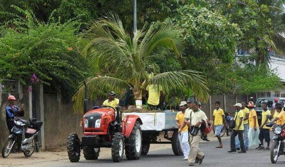 Sambava Coco Festival Soavoanio Madagascar