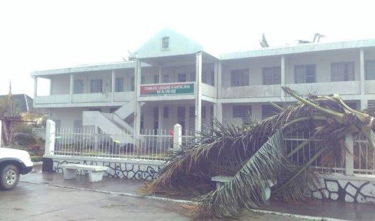ENAWO Antalaha Mairie Commune Urbaine