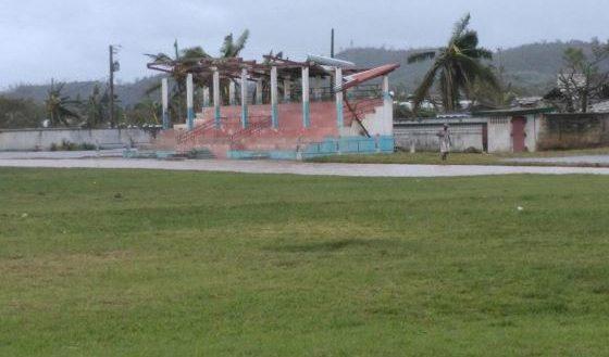 ENAWO Antalaha Stade Municipal Matavar Mickaël
