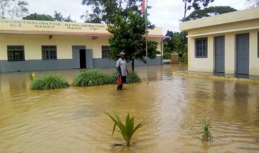 ENAWO Andapa Lycée technique Faneva