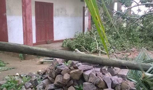 ENAWO Sambava Bureau fokontany Antaimby Raj Hassanaly et SNU