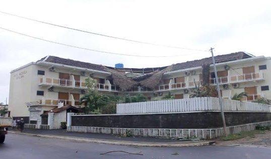 ENAWO Antalaha Hôtel Palissandre Riccardo Morrelas