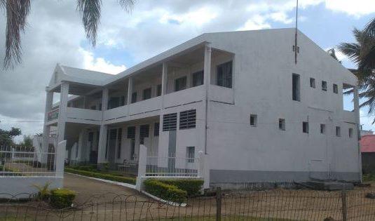 Post ENAWO Antalaha Mairie Commune urbaine