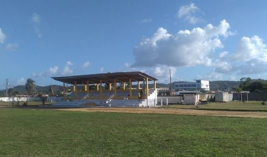 Post ENAWO Antalaha Stade municipal Commune urbaine