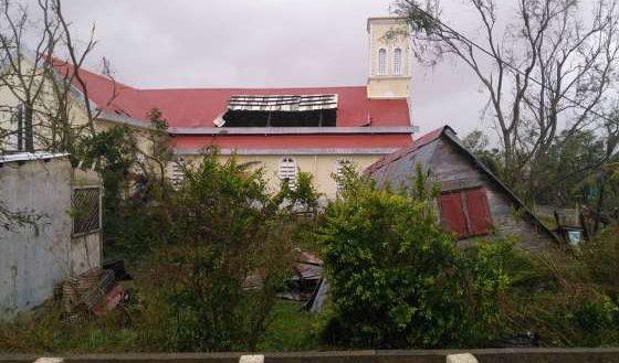 ENAWO Antalaha Église catholique Matavar Mickaël