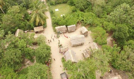 ENAWO Maroantsetra Logistics cluster