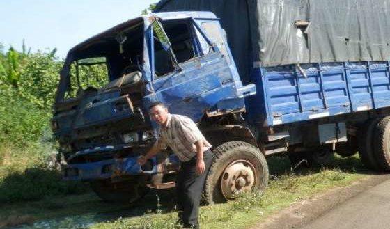 Accident Orlando Robimanana Candidat Élection présidentielle Madagascar