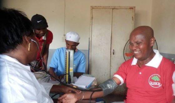 Madagascar Sambava Don du sang Besopaka Jeunes Tsilavo