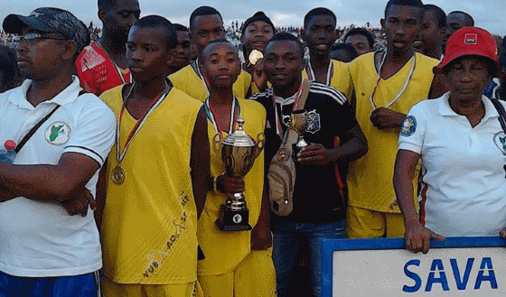 Championnats nationaux du sport scolaire CNSS Madagascar
