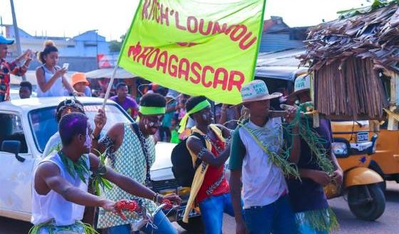 Festival Sambava Madagascar Festivanille