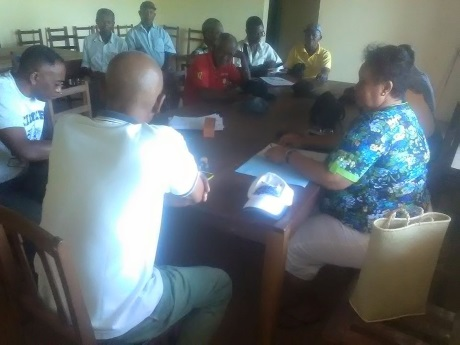 Antalaha Préparation Journée Internationale personnes âgées