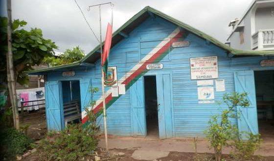 Sambava Téléviseur Don Espoir de Madagascarcar