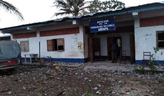 Andapa Madagascar Gendarmerie Protection contre Vindicte Populaire