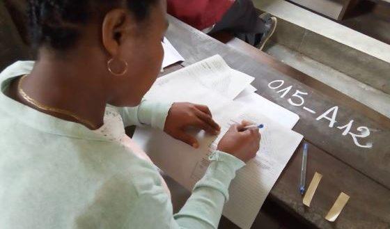Maroantsetra Madagascar Examen Certificat Aptitude Enseignement
