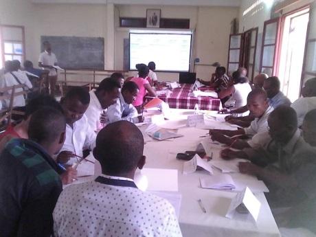 Madagascar Réunion Projet d'Appui à la Performance du Secteur Public