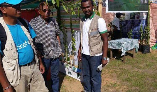 Fairtrade Africa Madagascar Foire de la vanille