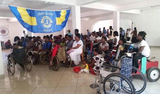 Sambava Journée Internationale personnes handicapées