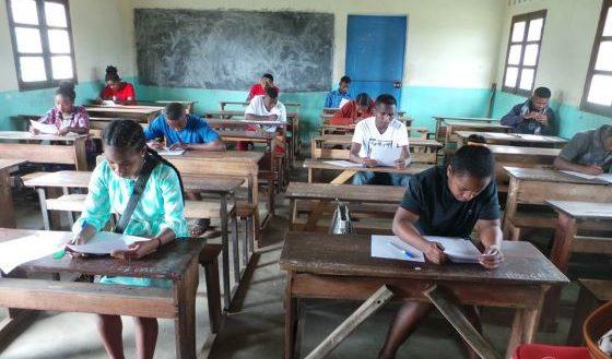 Madagascar Concours CAFPA Centre d'appui de formation professionnelle agricole