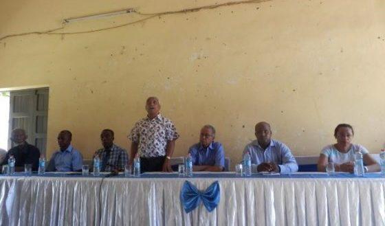 Sambava lancement officiel formation pedagogique