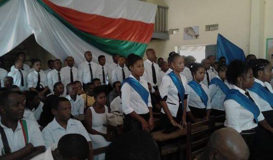 Sambava Promotion Ankiry Nouveaux Enseignants